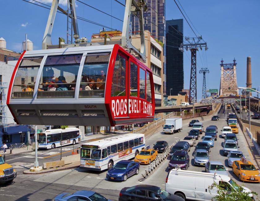 28 New York City Life Hacks_Tram