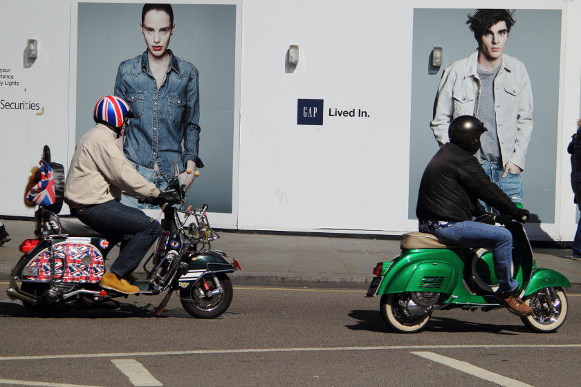 How to Set Yourself Free from Using the London Underground: Scooter