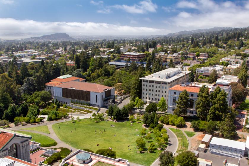 student cities in the us: berkeley