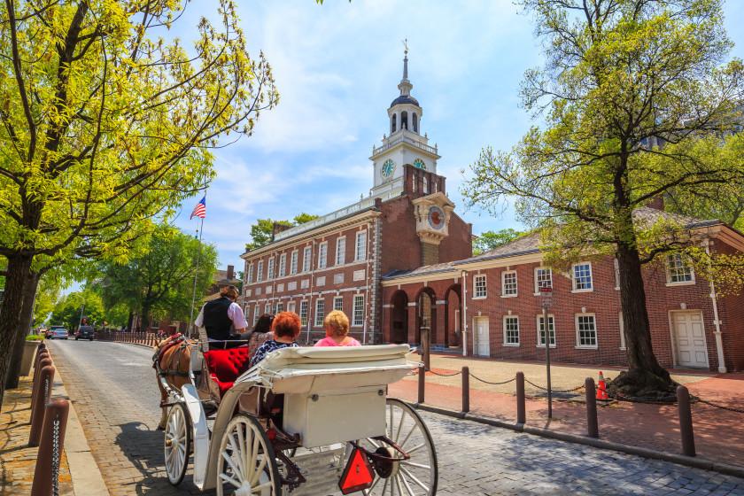 student cities in the us: philadelphia