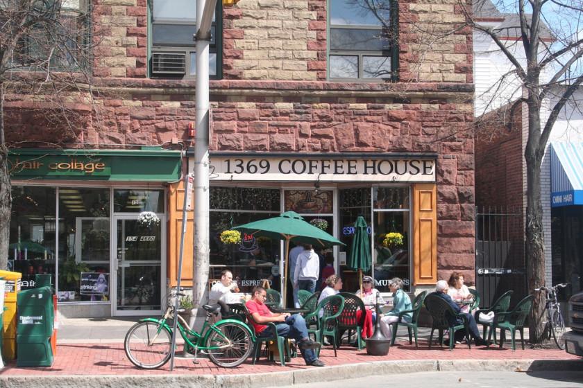 boston cafes: 1369 coffeehouse