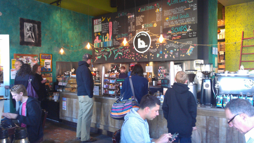 Best Cafes To Study In Boston
