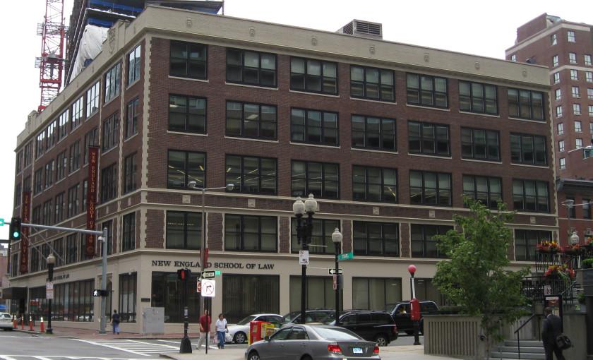 boston universities: new england school of law