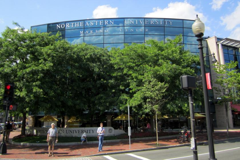boston - northeastern university