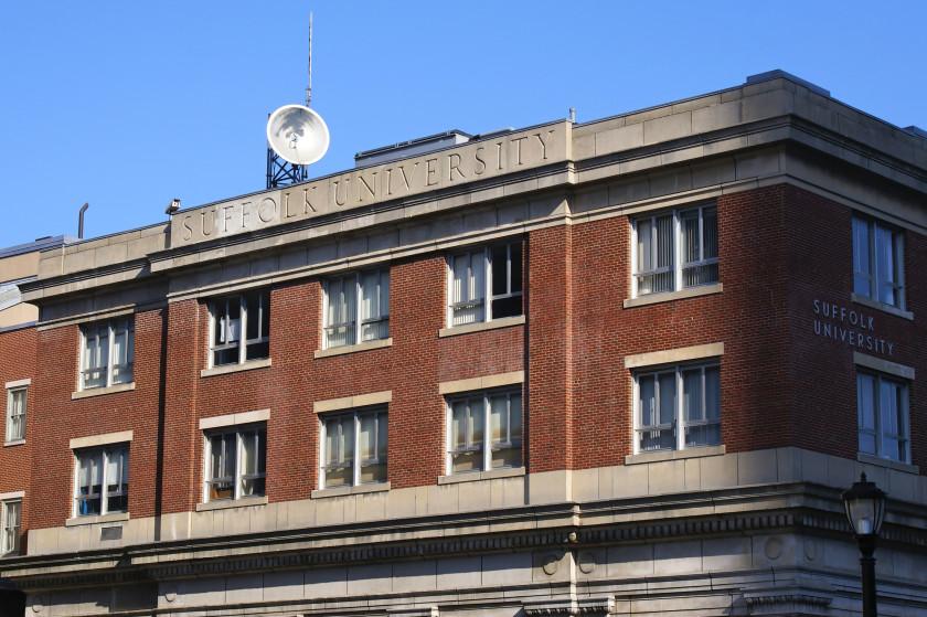 boston universities: suffolk university