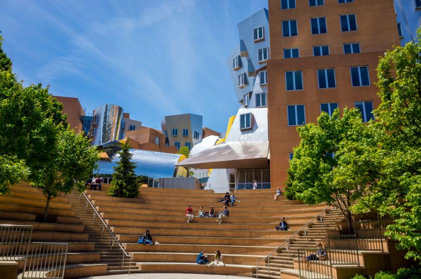 boston universities: MIT