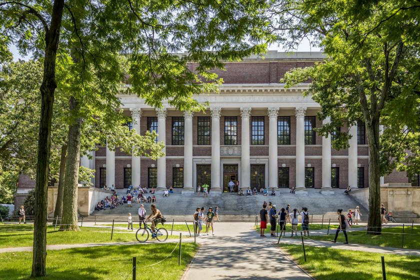 boston universities: harvard university