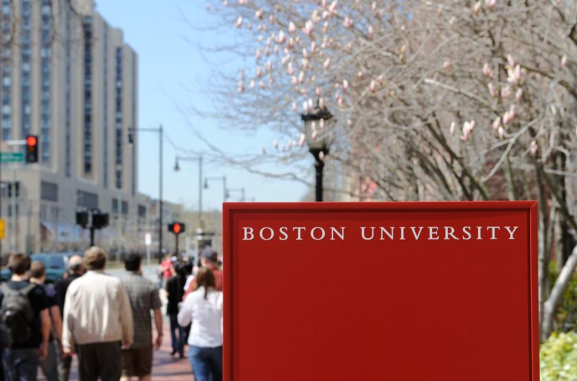 boston universities: boston university