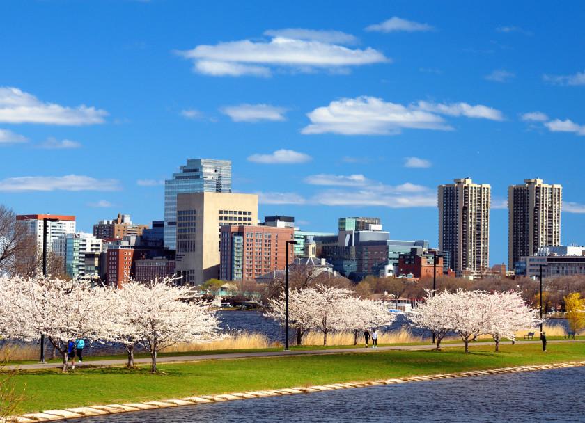 Бостон и как