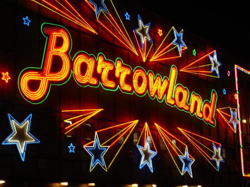 glasgow: barrowlands