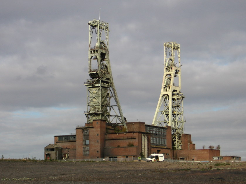 Clipstone_Colliery_Headstocks student property architecture