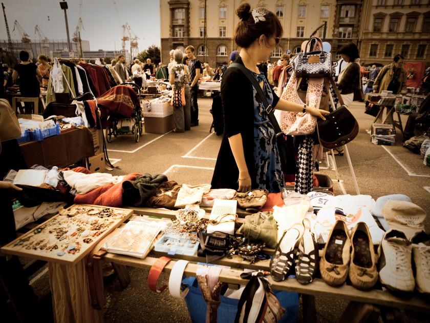 glasgow: thrift shopping