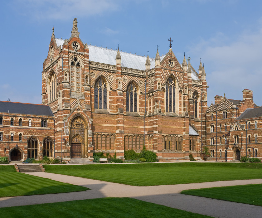 Studying In The UK- Oxford
