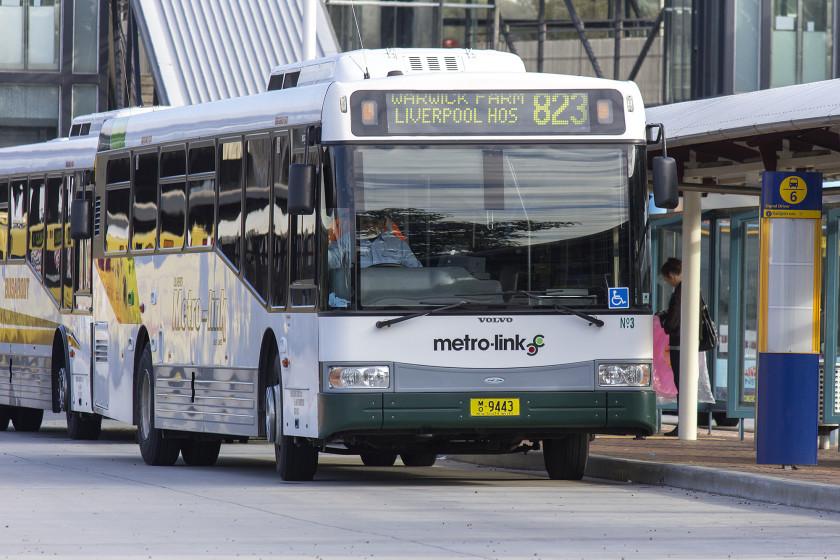 Transport in Australia Bus