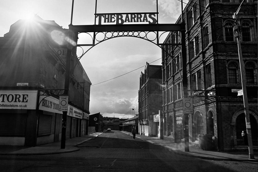 glasgow: barras market