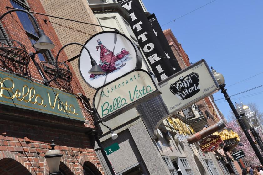 boston discounts: food