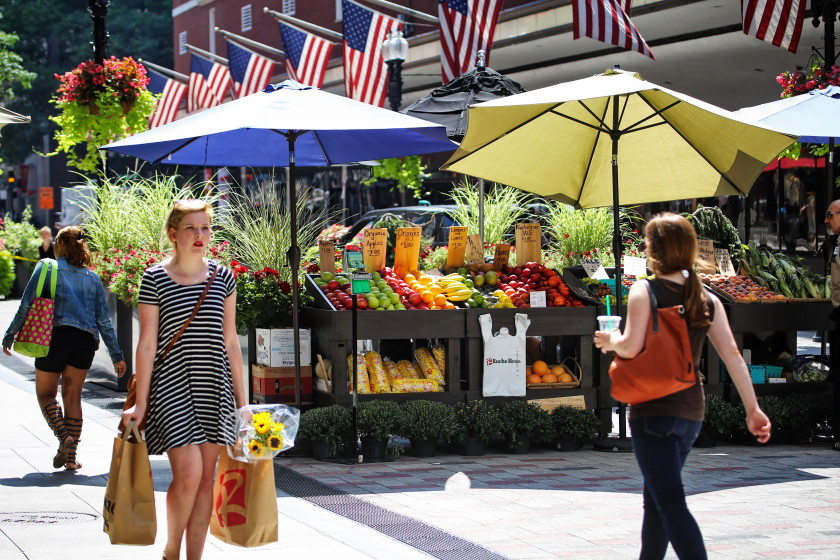 boston food: markets