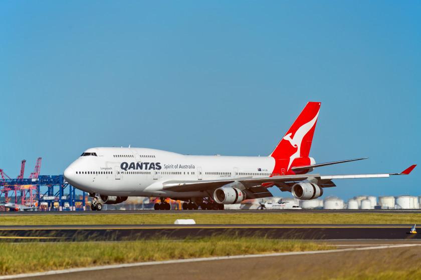 transport in australia:flights