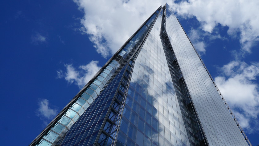 Hacks For International Students In London - The Shard