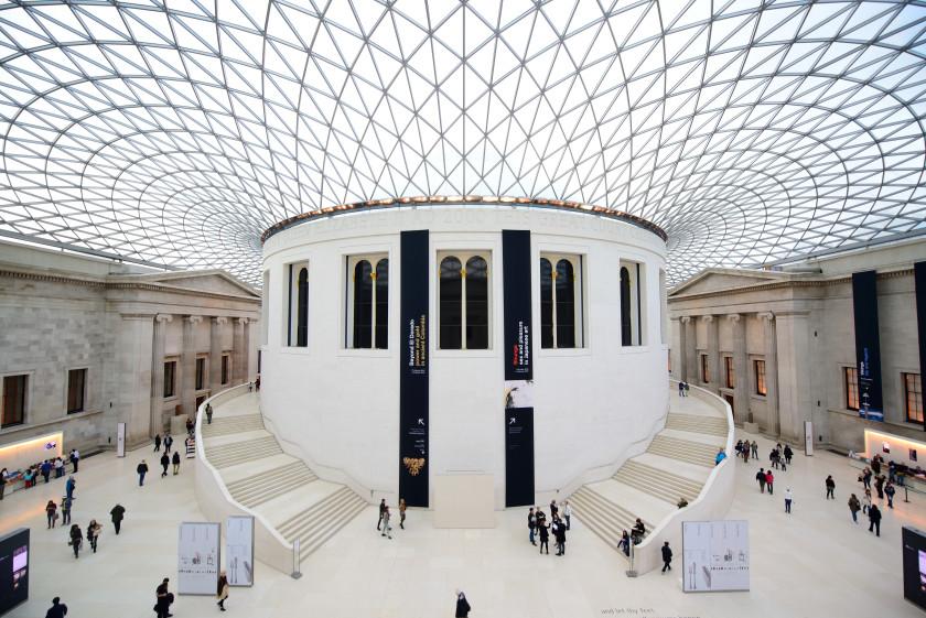 Hacks For International Students In London - British Museum