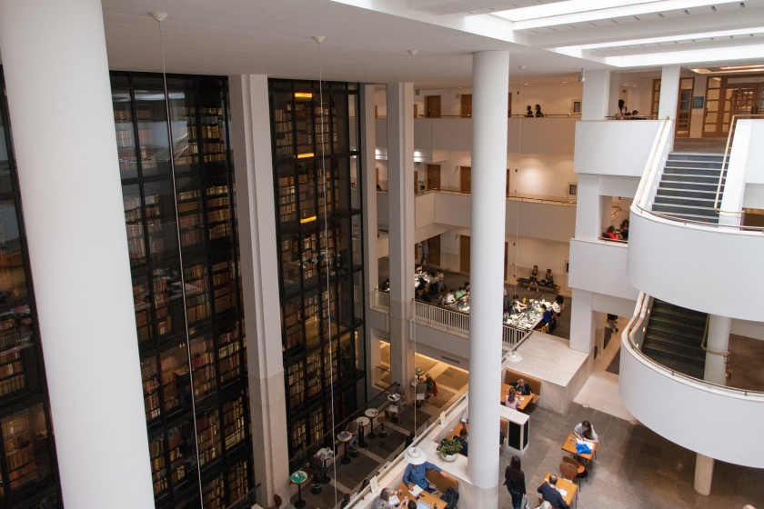 Hacks For International Students In London - British Library