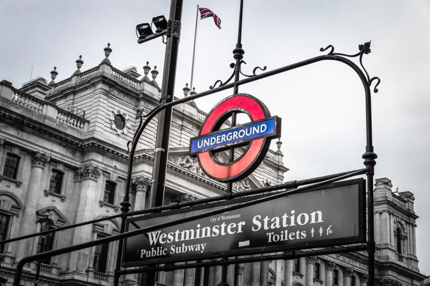 Hacks For International Students In London - tube