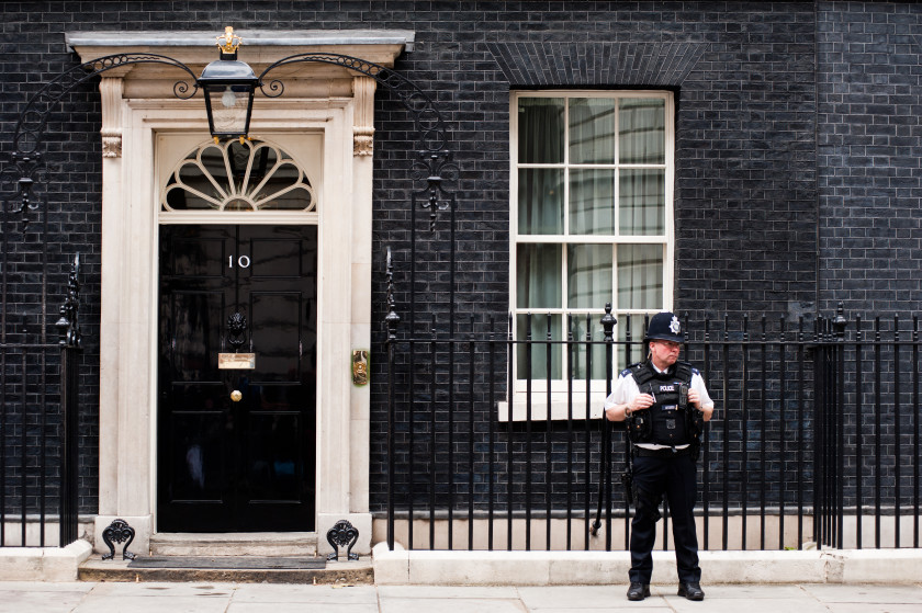 Hacks For International Students In London - Downing Street