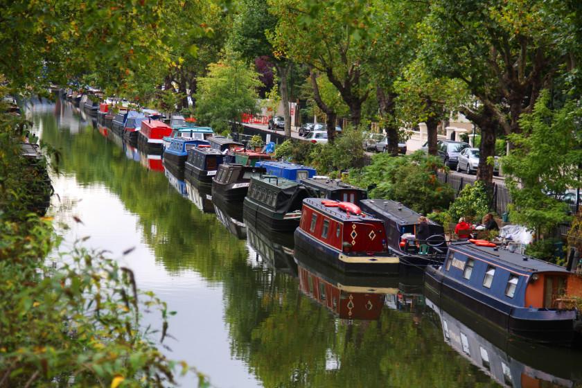 Hacks For International Students In London - Little Venice