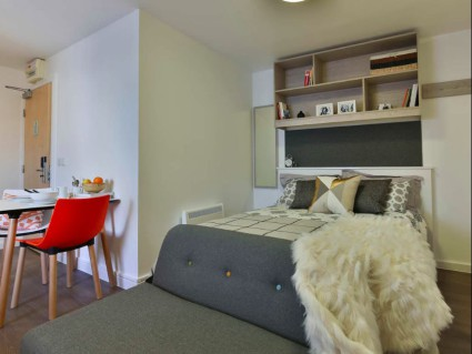 iQ Kingston - London student accommodation