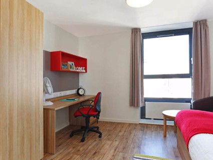 Raffles House - London student accommodation