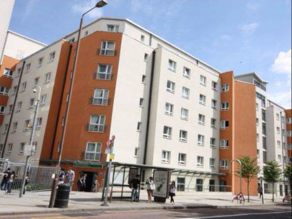 McMillan Student Village - London student accommodation