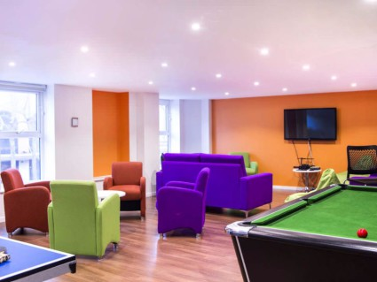 Greencoat House Kingston - London student accommodation