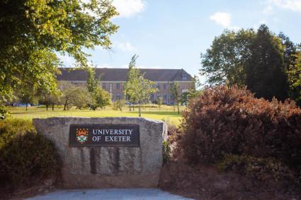 best uk universities for international students_Exeter
