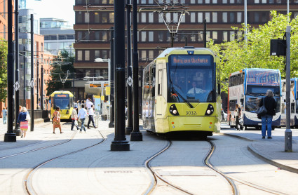 manchester student city guide_tram