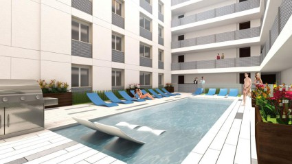 Pointe on Rio_Rooftop Pool Sundeck_US_luxury_student_homes