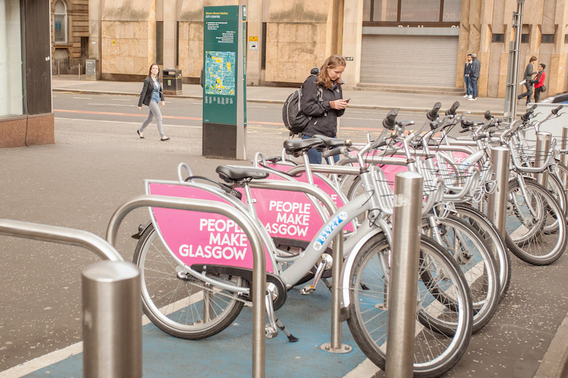 Glasgow Student Guide_Bike_Hire