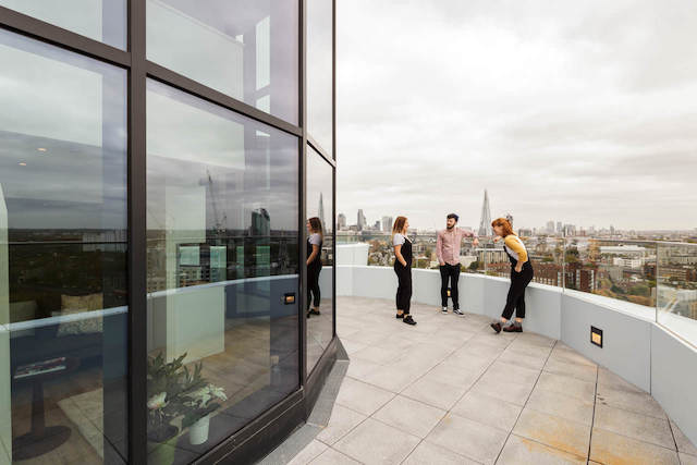 Student Accommodation Best Views of London