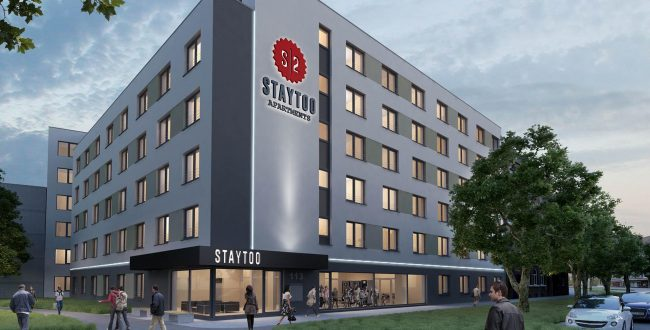 staytoo apartments germany