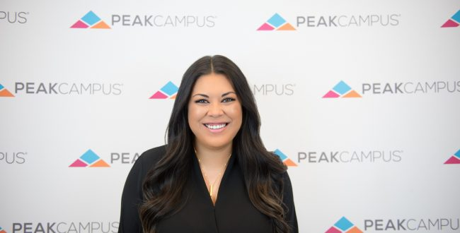 Ashly Poyer Director of Sales Peak Campus
