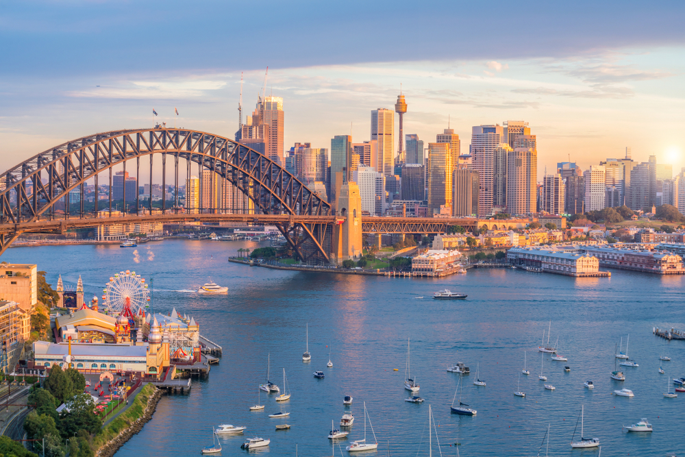 Sydney Student Accommodation and City Life