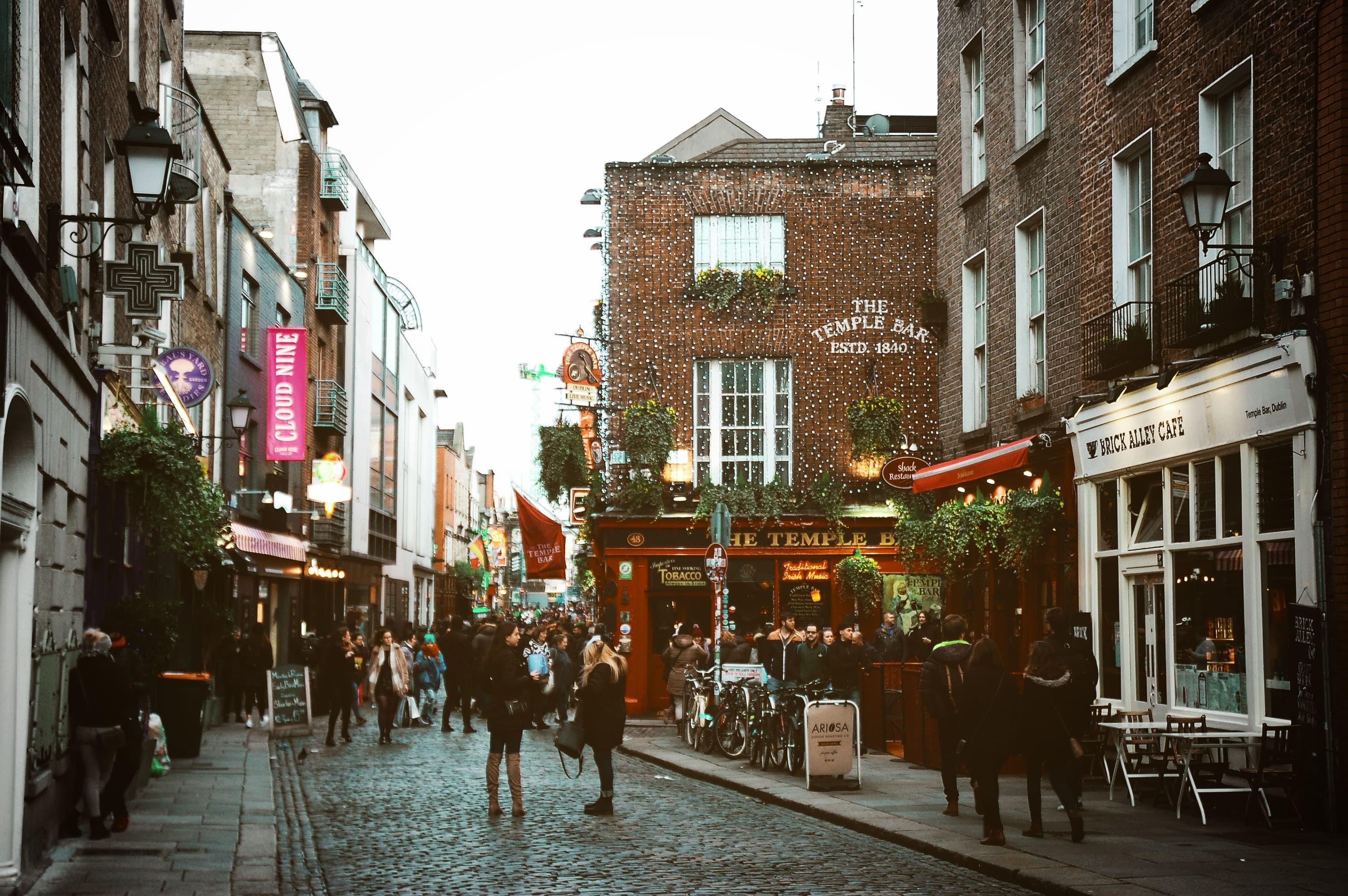 Le top des raisons pour étudier à l'université à Dublin